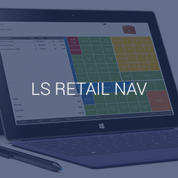 Handel detaliczny z LS Retail