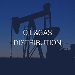 Sprzedaż paliw z Oil & Gas Distribution