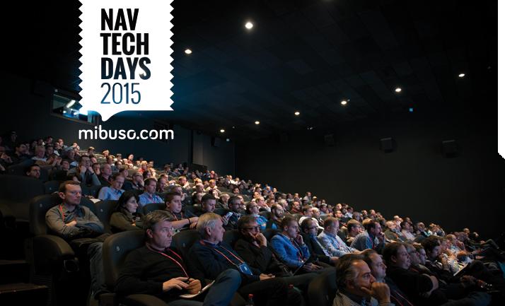 NAV TechDays 2015