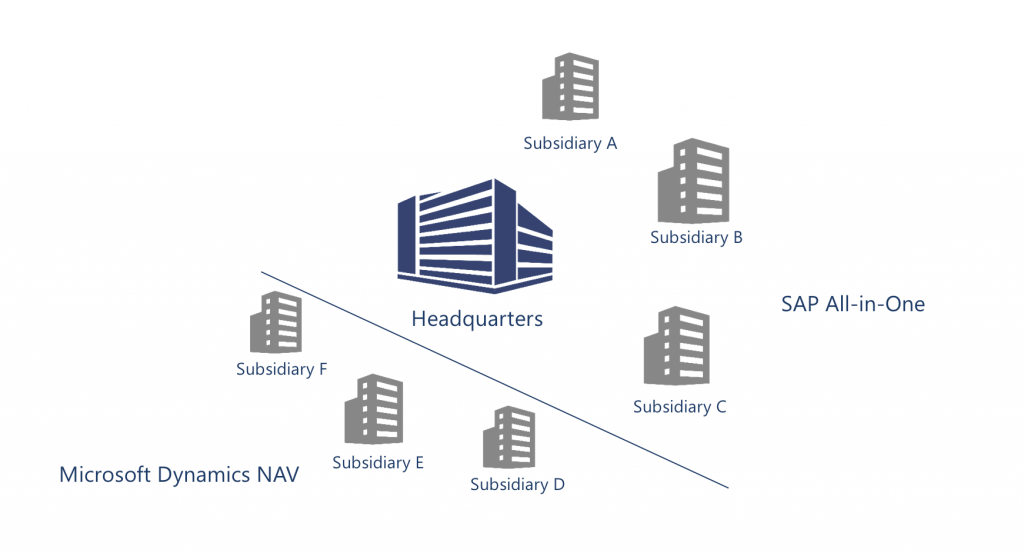 ERP deployment strategy