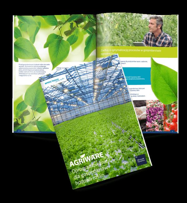 IS Agriware oprogramowanie dla gospodarstw hodowli roślin