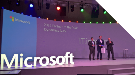 Microsoft Partner Strategy Conference 2016