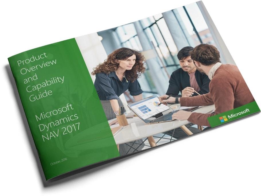 Capability guide Microsoft Dynamics NAV