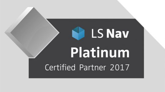 LS Retail Platinum Partner 2017