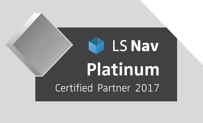 LS Retail Platinum Partner 2017