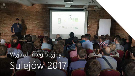 Wyjazd szkoleniowo-integracyjny IT.integro
