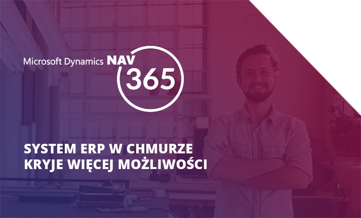 Microsoft Dynamics NAV 365