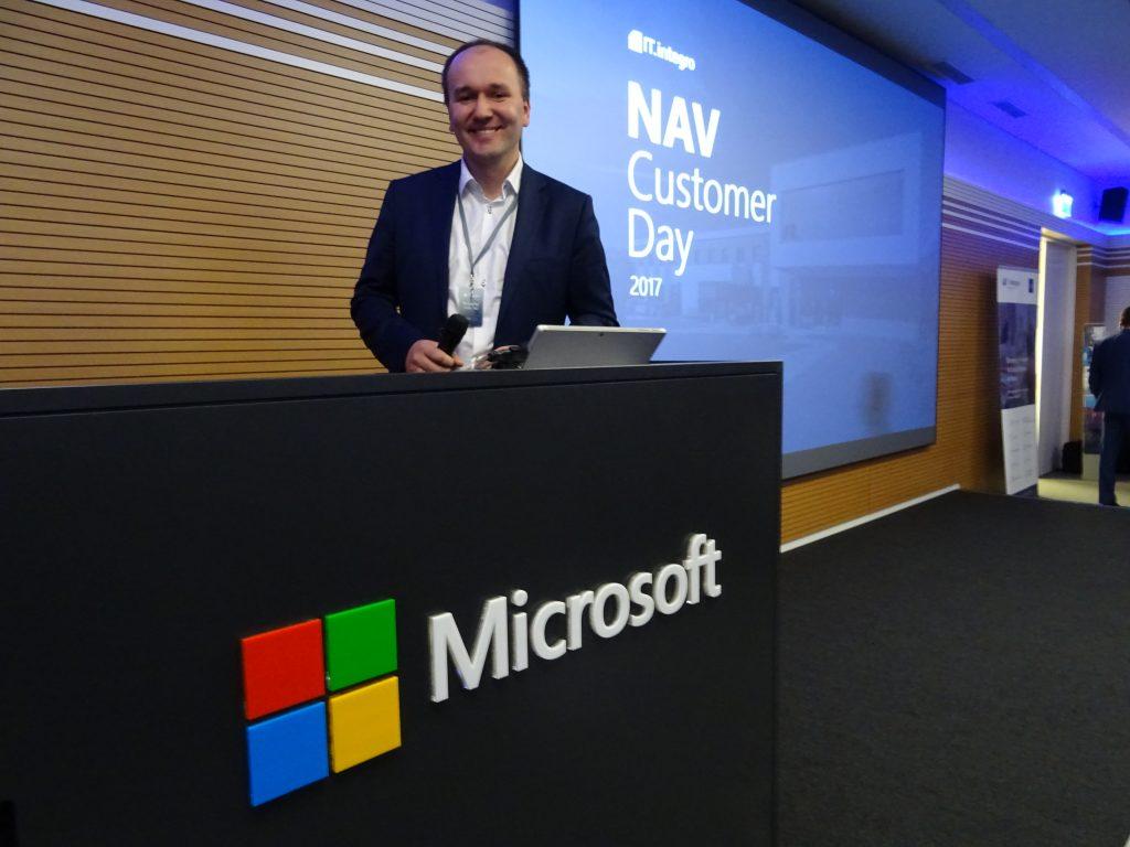 NAV Customer Day 2017