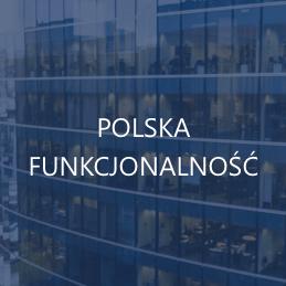 POLSKA FUNKCJONALNOŚĆ