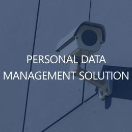 PERSONAL DATA MANAGEMENT SOLUTION