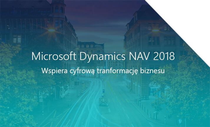 System Microsoft Dynamics NAV 2018