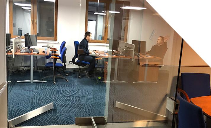 nowe biuro w wieliczce