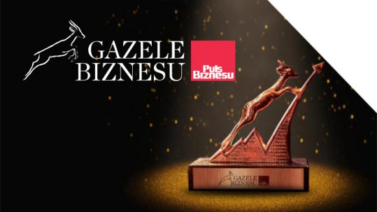 Business Gazelle award