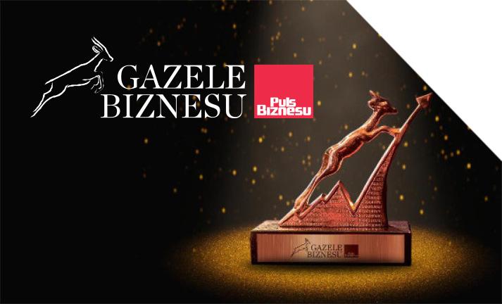 Business Gazelle award
