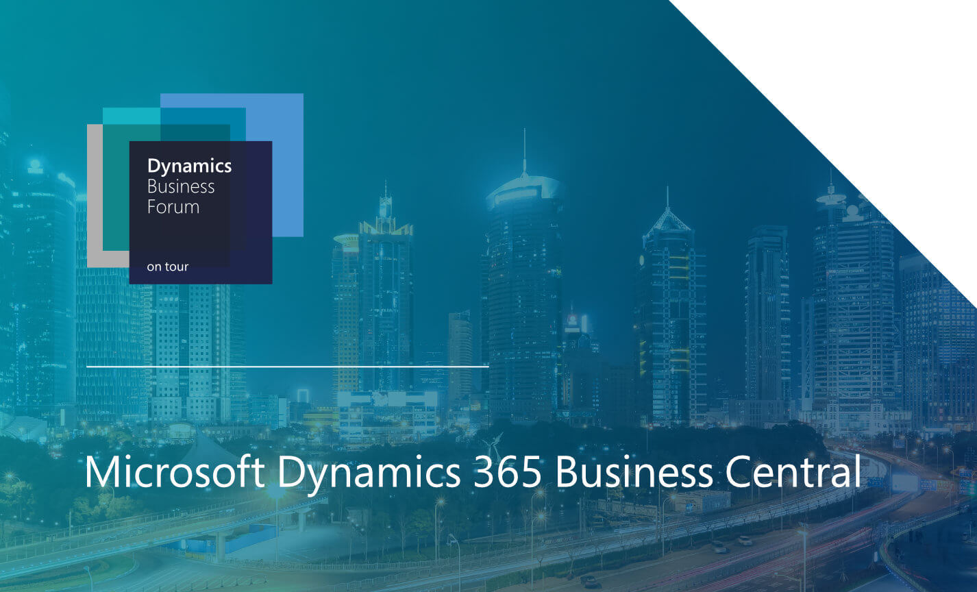 Dynamics Business Forum 2019