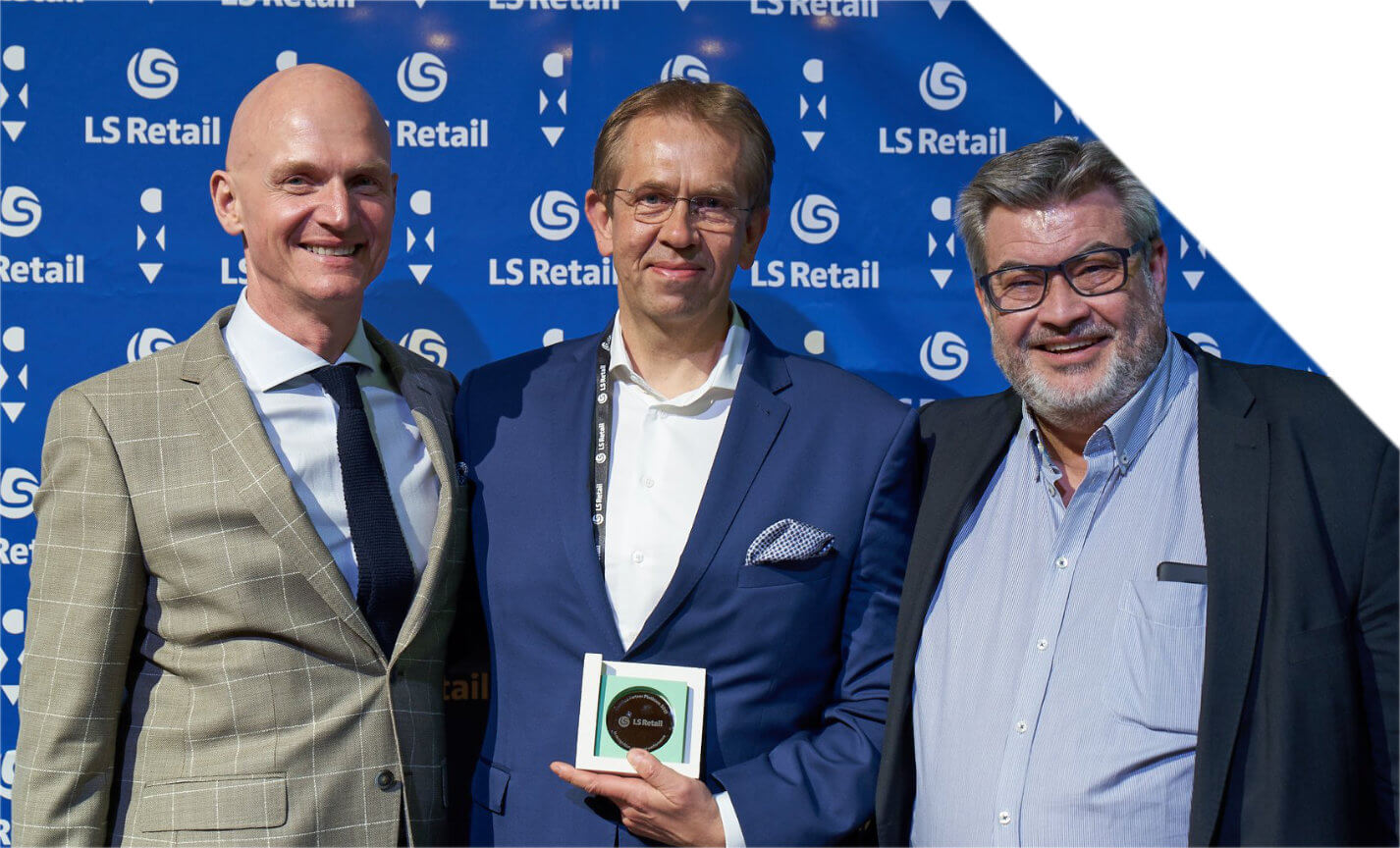 LS Retail Platinum Partner