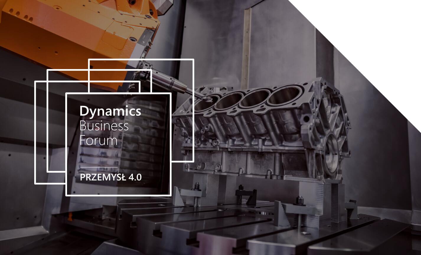 Microsoft Dynamics 365 Business Central dla produkcji