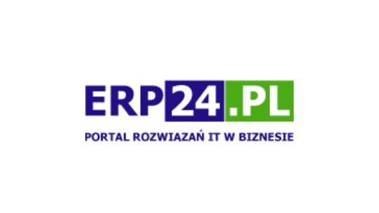 Logo portalu erp24
