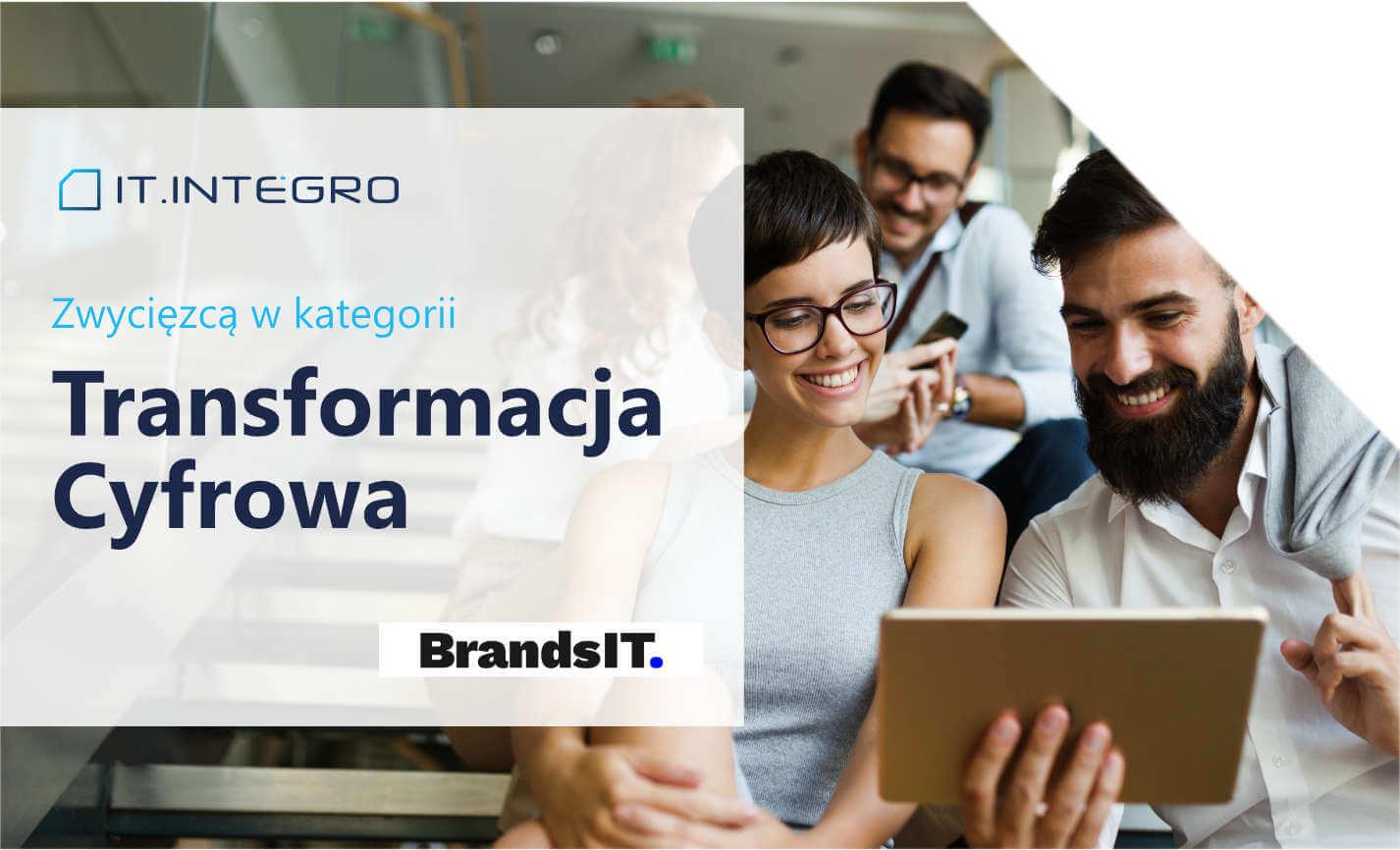 IT.integro zwycięzcą w Plebiscycie BITy 2019