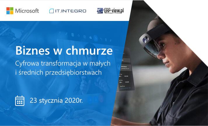 Cyfrowa Transformacja w małych i średnich przedsiębiorstwach