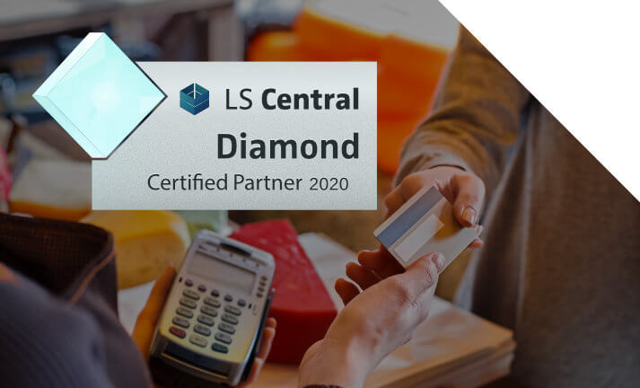 LS Central Diamond Partner