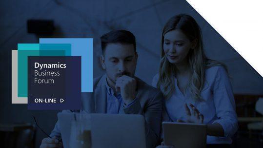Dynamics Business Forum on-line