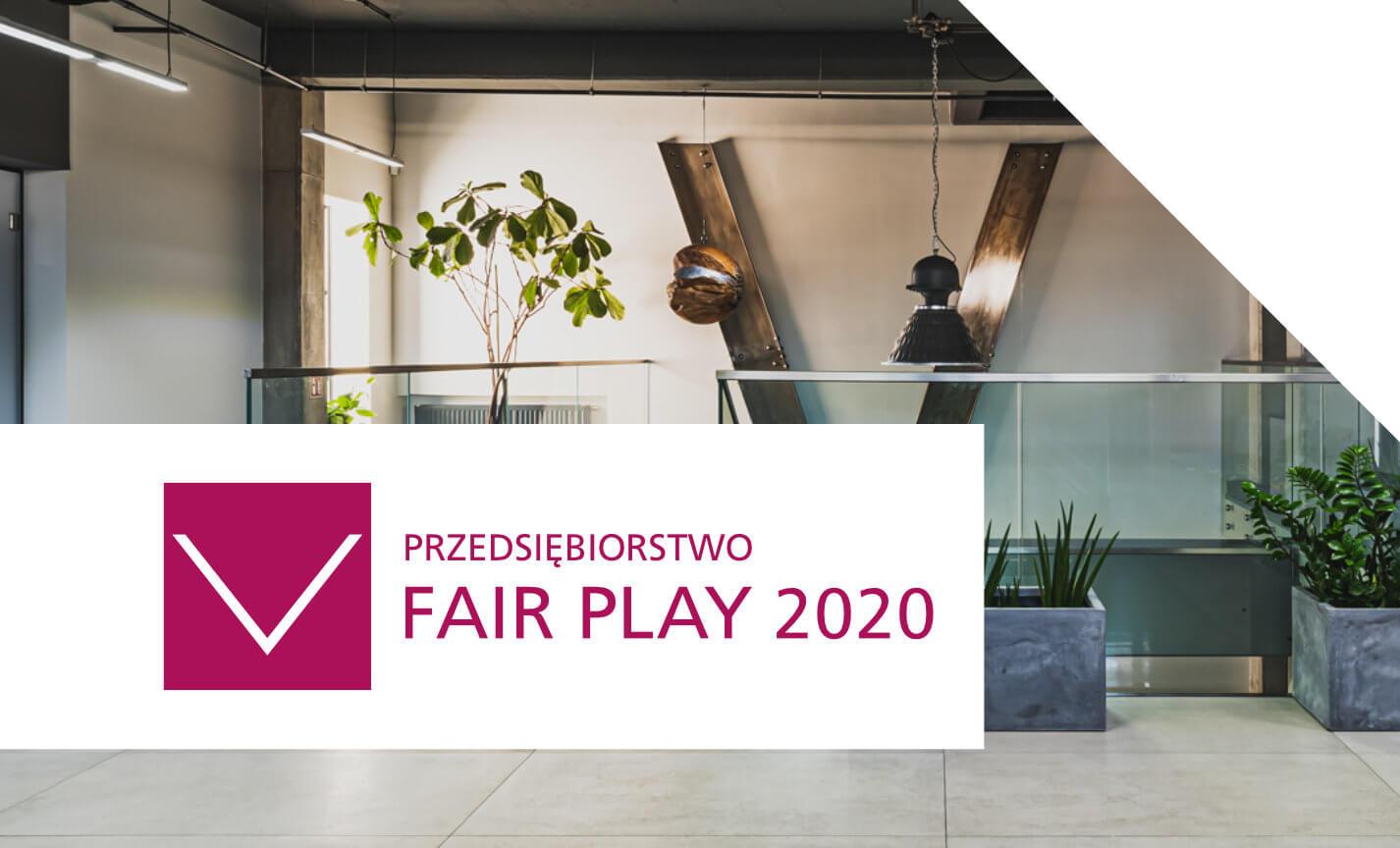 XXIII edycja konkursu Przedsiębiorstwo Fair Play