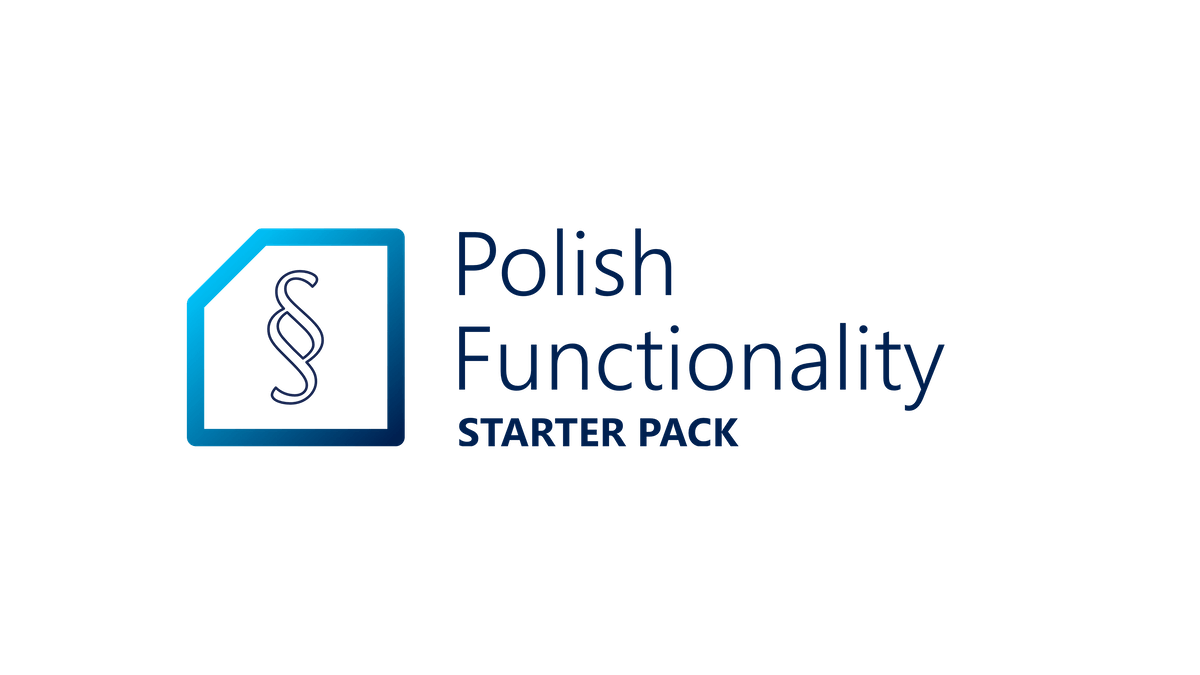 Polish Funtionality Starter Pack