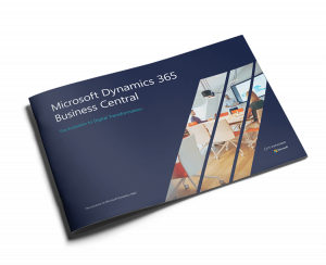 Microsoft Dynamics 365 Business Central e-book